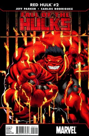 Fall of the Hulks - Red Hulk # 2 Issues (2010)