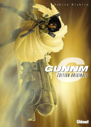 Gunnm 6 Edition originale