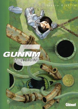 couverture, jaquette Gunnm 5 Edition originale (Glénat Manga) Manga