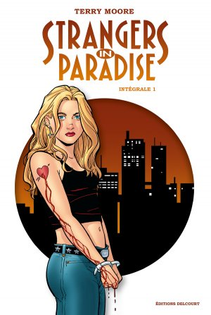Strangers in Paradise édition TPB softcover (souple) - Intégrale