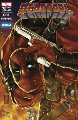 Deadpool édition Kiosque V5 (2017 - 2018)