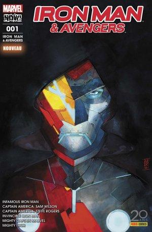 Infamous Iron Man # 1 Kiosque (2017)
