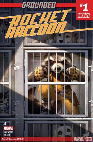 Rocket Raccoon édition Issues V3 (2016 - 2017)