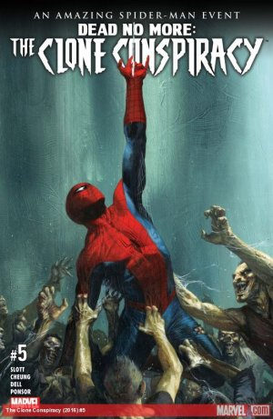 All-New Amazing Spider-Man # 5 Issues (2016 - 2017)