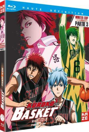 Kuroko's Basket - Films édition Blu-ray