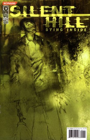 Silent Hill - Dying Inside édition Issues (2004)