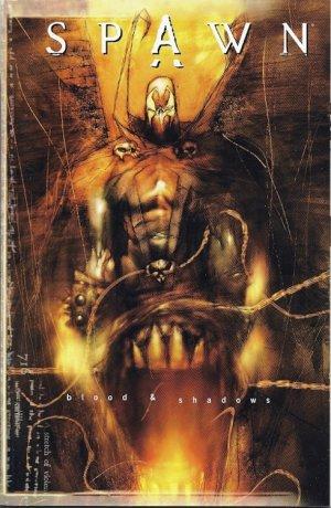 Spawn - Blood and Shadows # 1 Annual (1999)