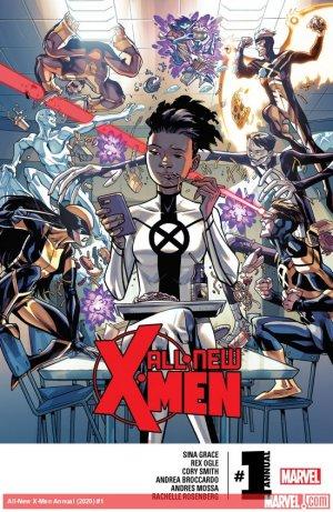 All-New X-Men # 1 Issues V2 - Annual V2 (2016)