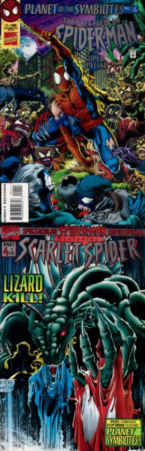 Spectacular Spider-Man édition Issue - Super Special (1995)