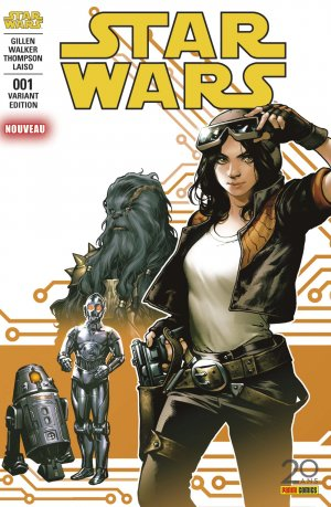 Star Wars # 1 Kiosque V2 (2017 - 2019)