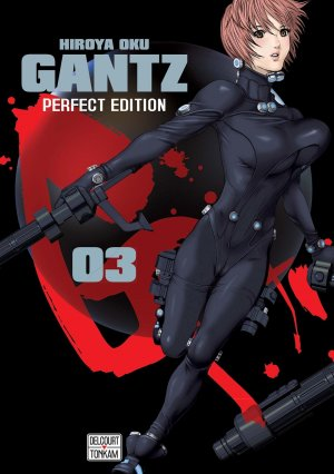 Gantz 3 Perfect