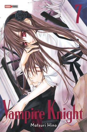 Vampire Knight 7 Volumes doubles