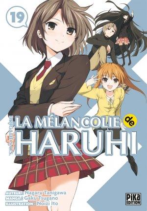 La Mélancolie de Haruhi Suzumiya T.19