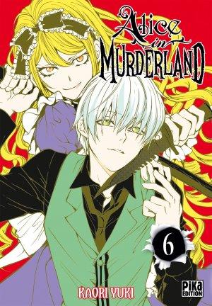 Alice in Murderland # 6