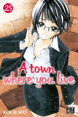 A Town Where You Live 25 Simple