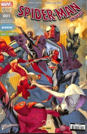 Spider-Man Universe édition Kiosque V3 (2017 - 2018)