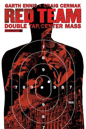 Red Team - Double Tap, Center Mass édition Issues (2016 - 2017)