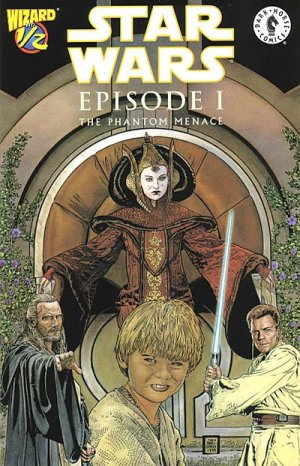 Star Wars - Episode I - The Phantom Menace édition Issues (1999)