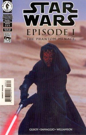 Star Wars - Episode I - The Phantom Menace # 3 Issues (1999)