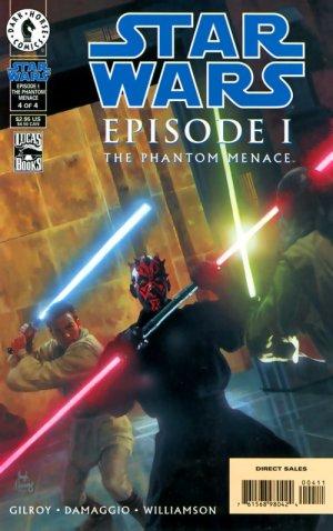 Star Wars - Episode I - The Phantom Menace # 4 Issues (1999)