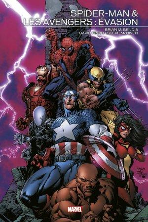 Marvel Events - Spider-man & les Avengers - Evasion