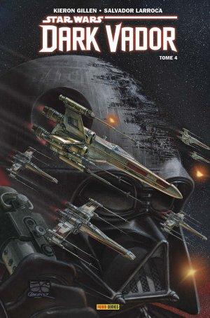 Star Wars - Darth Vader # 4 TPB hardcover (cartonnée)
