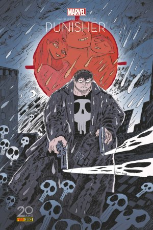 Punisher édition TPB Hardcover - 20 Ans Panini - Issues V6