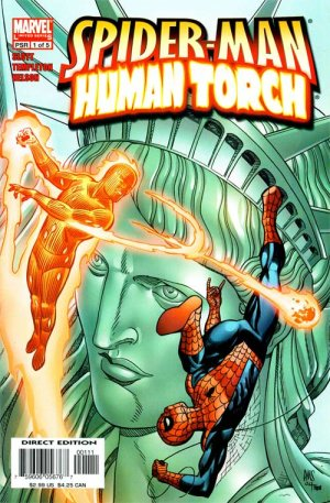 Spider-Man / Human Torch édition Issues (2005)