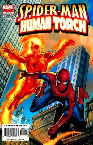 Spider-Man / Human Torch 5