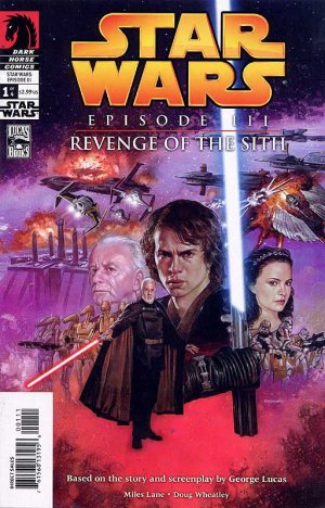Star Wars - Episode III - Revenge of the Sith # 1 Issues (2005)