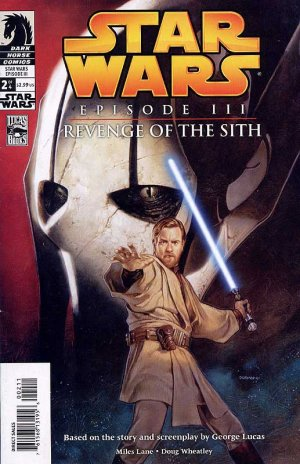 Star Wars - Episode III - Revenge of the Sith # 2 Issues (2005)