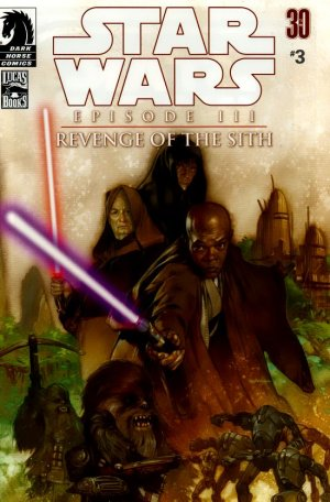 Star Wars - Episode III - Revenge of the Sith # 3 Issues (2005)