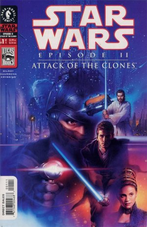 Star Wars - Episode II - Attack of the Clones # 1 Issues (2002)