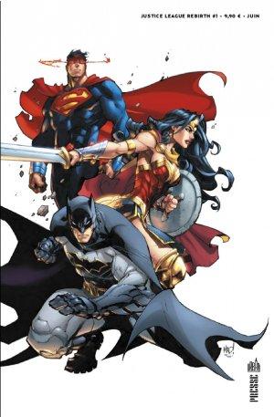 Justice League # 1 Kiosque V1 (2017 - En cours)