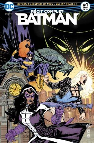 Récit Complet Batman # 1