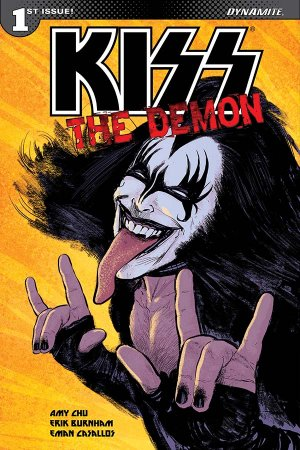 KISS - The Demon édition Issues (2017)