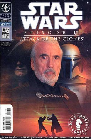 Star Wars - Episode II - Attack of the Clones # 2 Issues (2002)
