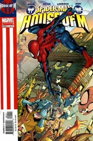 Spider-Man - House of M édition Issues (2005)