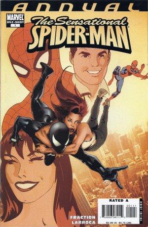 The Sensational Spider-Man édition Annual V2 (2007)