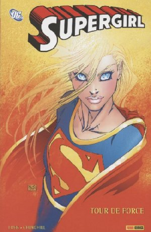 Supergirl édition TPB softcover (souple)