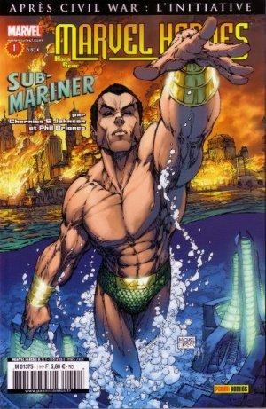 Marvel Heroes Hors Série édition Kiosque V2 (2008 - 2009)