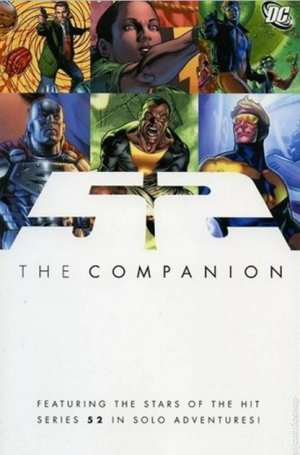 52 - The Companion édition TPB softcover (souple)