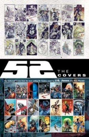 52 - The Covers édition TPB hardcover (cartonnée)