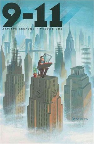 September 11th, 2001 édition TPB softcover (souple)