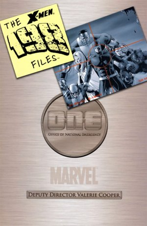 X-Men - The 198 Files édition Issue (2006)