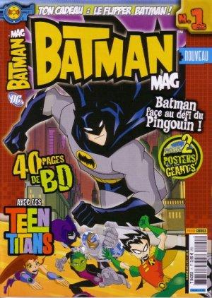 Batman Mag édition Kiosque