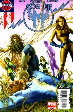 Son of M # 3 Issues (2006)