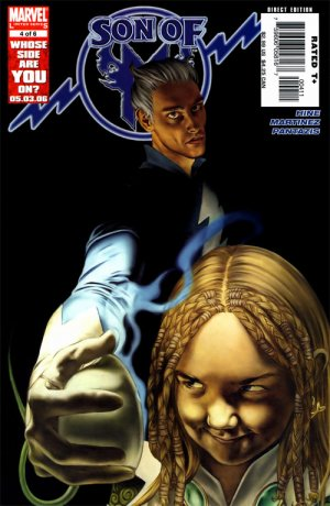 Son of M # 4 Issues (2006)