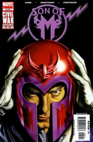 Son of M # 5 Issues (2006)