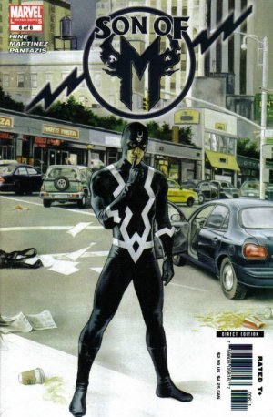 Son of M # 6 Issues (2006)
